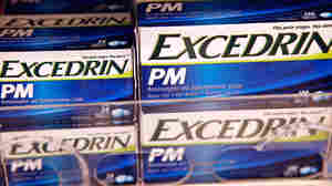 Excedrin PM tablets are among the drugs being recalled by Novartis due to quality issues.