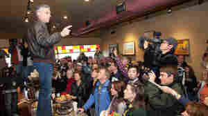 Huntsman's Long-Shot Bet: A Surprise In N.H.