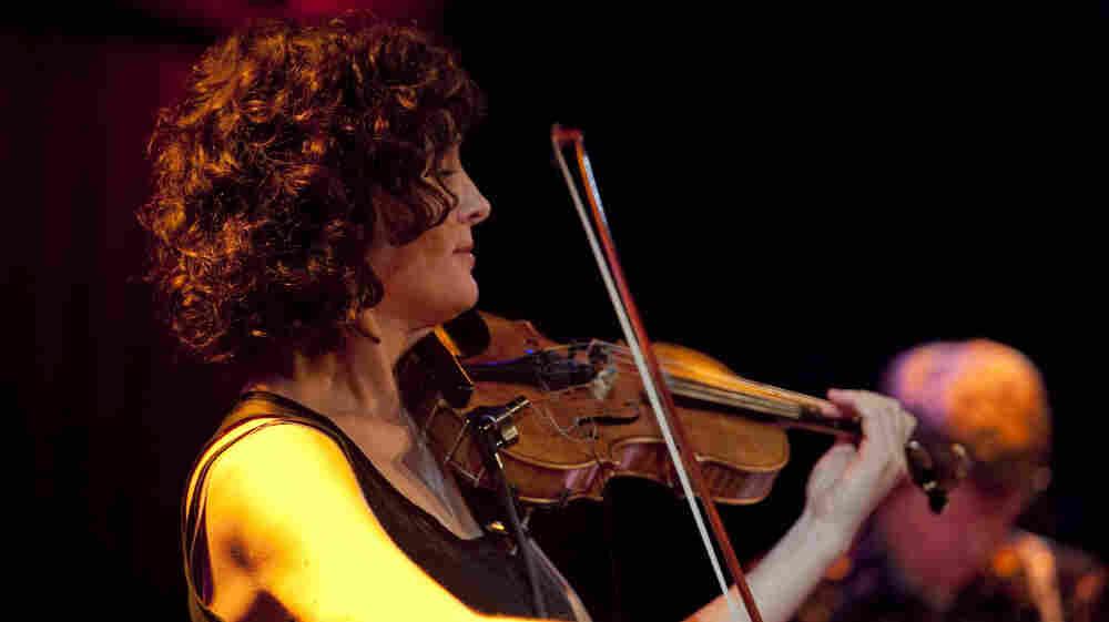 Jenny Scheinman performs with Mischief and Mayhem at Winter Jazzfest 2012.