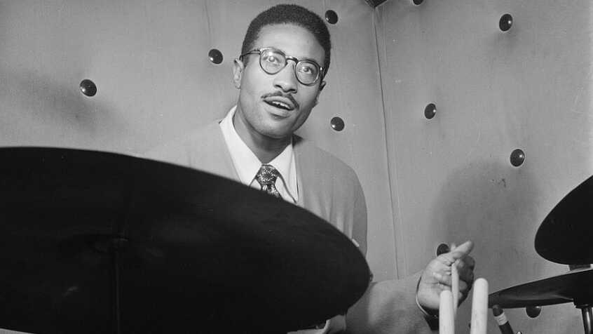 Max Roach: Drums, Front And Center