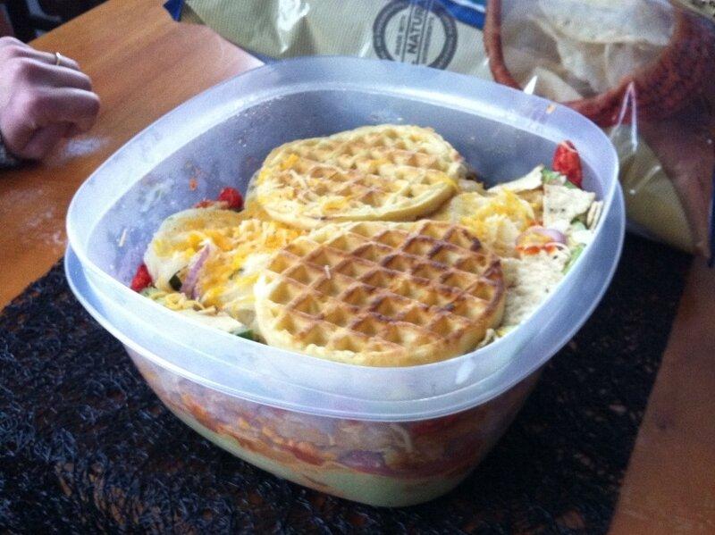 Sandwich Monday 32 Layer Bean Dip
