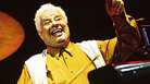 Tito Puente, above playing in London, was one of the best percussionists of any era.