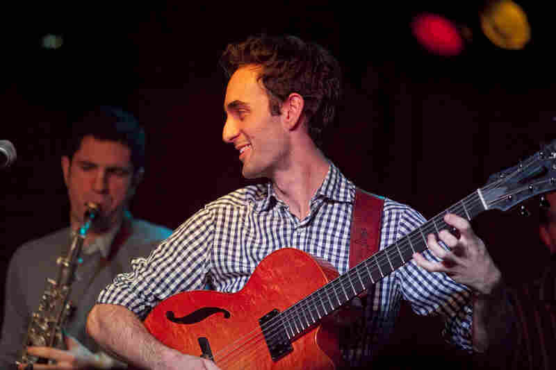 Guitarist Julian Lage wrote a new set of compositions for his five-piece band, including saxophonist Dan Blake.