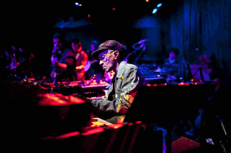 Keyboardist Bernie Worrell, known largely as a member of Parliament-Funkadelic, assembled a large ensemble to play funky originals and his versions of standards.