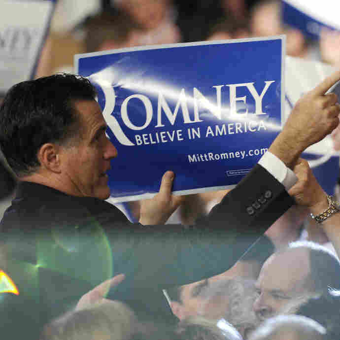 Romney Enters Danger Zone In Weeks Ahead