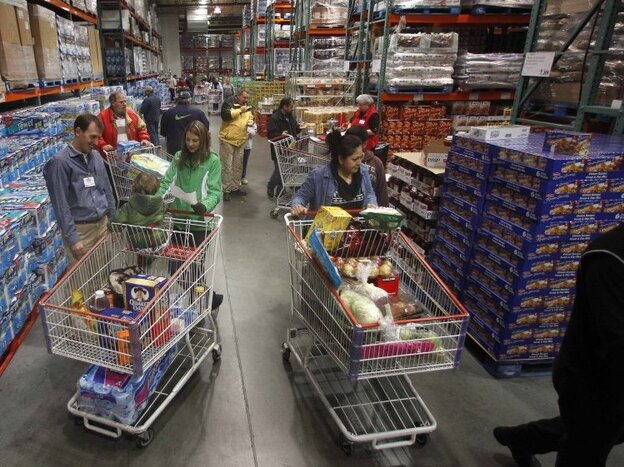 """Costco has pushed vendors to X-ray food to find """"foreign objects"""" like metal and stones before they reach consumers."""