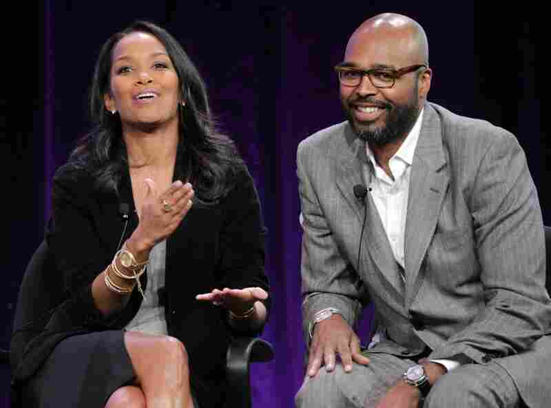 Formerly a writer for Moesha and The Jamie Foxx Show, Mara Brock Akil is (with husband Salim Akil) part of the power couple behind BET's hit comic drama The Game.