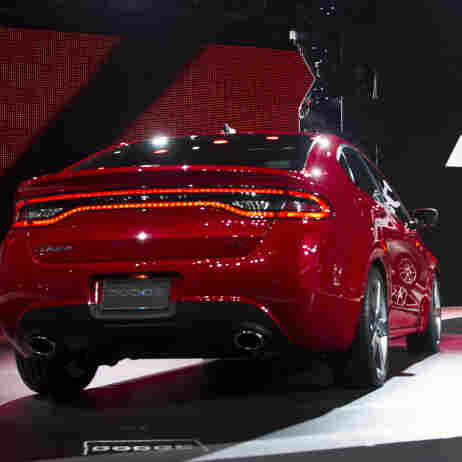 New For 2012: 'This Isn't Your Father's Dodge Dart'