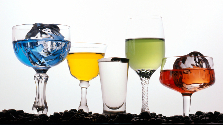 A man who has five drinks or more at one sitting is bingeing. (iStockphoto.com)