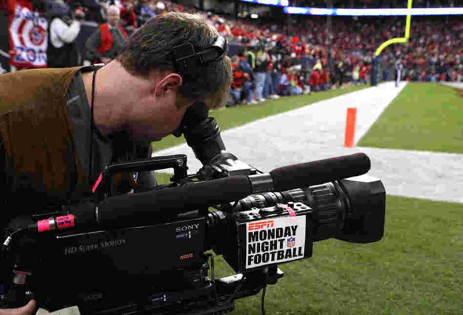 Even if you don't watch ESPN's Monday Night Football, you help to pay for it if you're a cable subscriber. ESPN's monthly fees are the highest in the business.