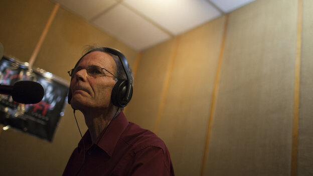 Reaching Behind Bars: Prison Show host and former inmate David Babb takes to the air every Friday night at 9 p.m. to deliver news about the Texas penal system and to take calls from listeners, who often have messages for their incarcerated loved ones.