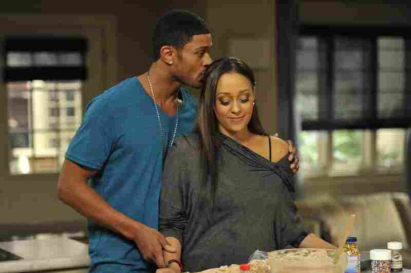 Tia Mowry Hardrict plays Melanie, a doctor whose husband Derwin is a rookie NFL player for the San Diego Sabers. Akil says her goal for The Game was to create relatable characters.