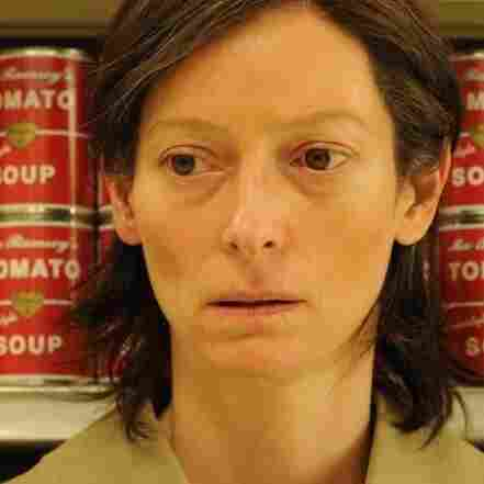 Actor Tilda Swinton plays the mother of a child who commits a horrific crime in the film We Need To Talk About Kevin.