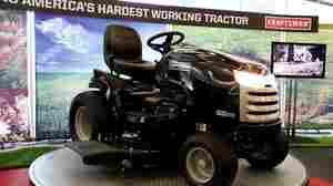 Luxury Tractor Makes Debut At Detroit Auto Show