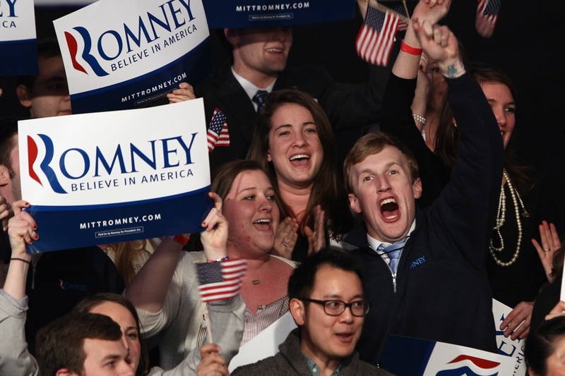Santorum Surge >> Romney On Glide Path As Campaign Heads To S.C. : NPR