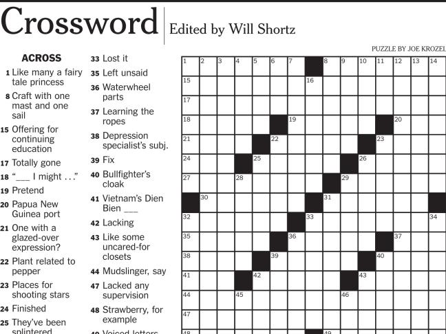 Beef Erupts Over Crossword Guru's Hip-Hop Slang Clue | NCPR News