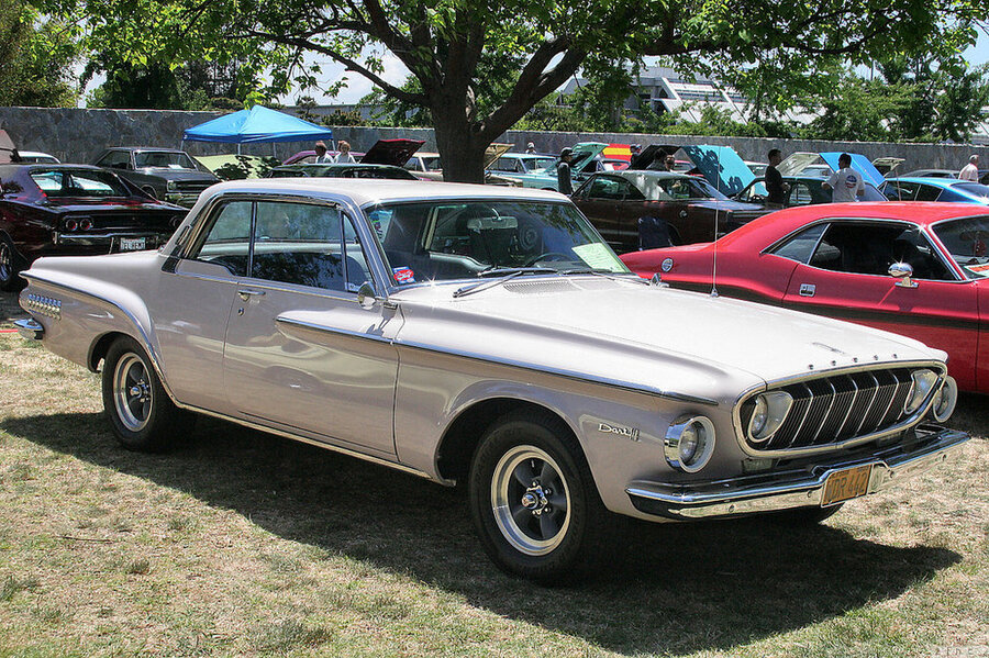 New For 2012: \'This Isn\'t Your Father\'s Dodge Dart\' : NPR