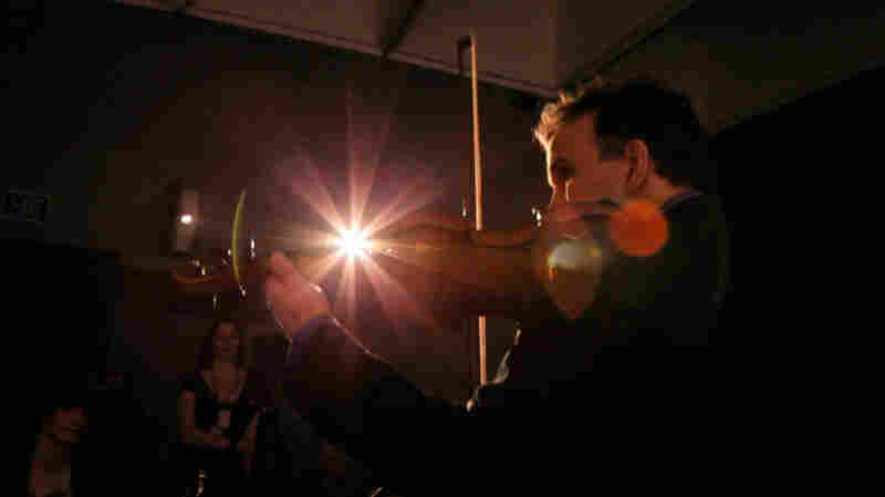 Gil Shaham: A Violinist's Day At The Museum