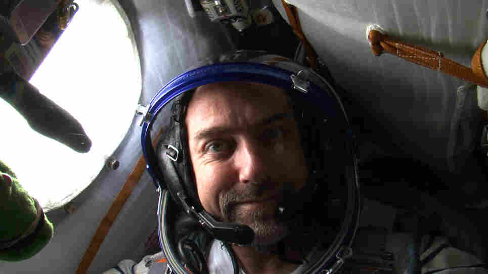 Family Tradition: Richard Garriott, the first second-generation American astronaut, funded his $30 million trip to the International Space Station from the fortune he built designing computer games.