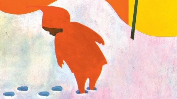 The Snowy Day Breaking Color Barriers Quietly Npr