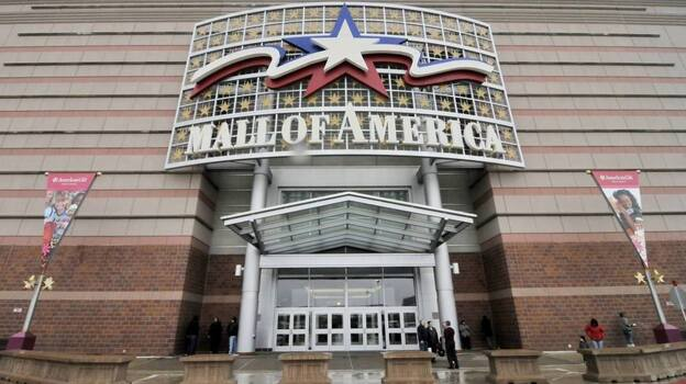 The Mall of America in Bloomington, Minn., has implemented a security program aimed at aiding the government identify suspected terrorists. (AP)