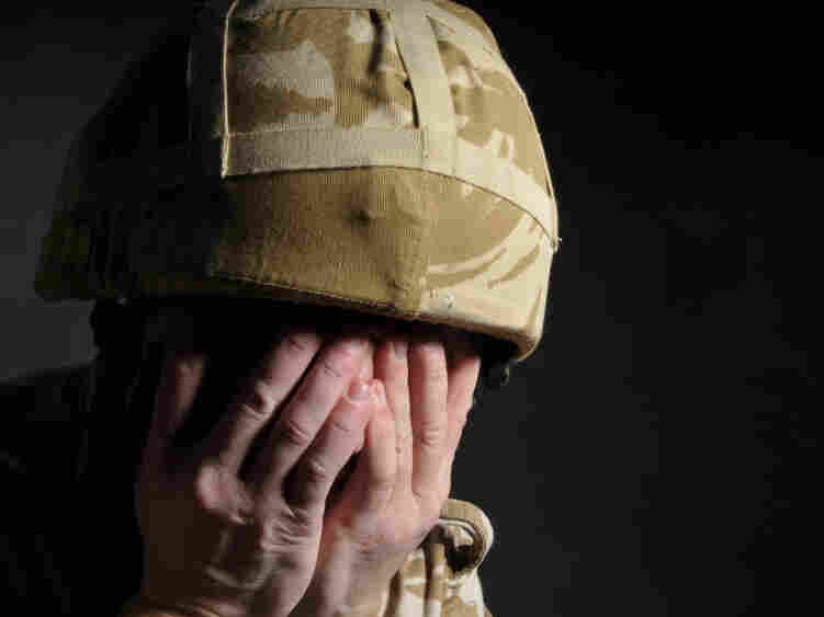 Some patients with PTSD suffer recurring nightmares of a single event.