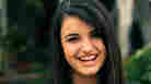 "A screenshot from Rebecca Black's video ""Friday."""
