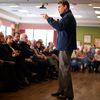 Republican presidential candidate Texas Gov. Rick Perry speaks during a Jan. 10 campaign stop at the Sun City Lake House in Fort Mill, S.C.