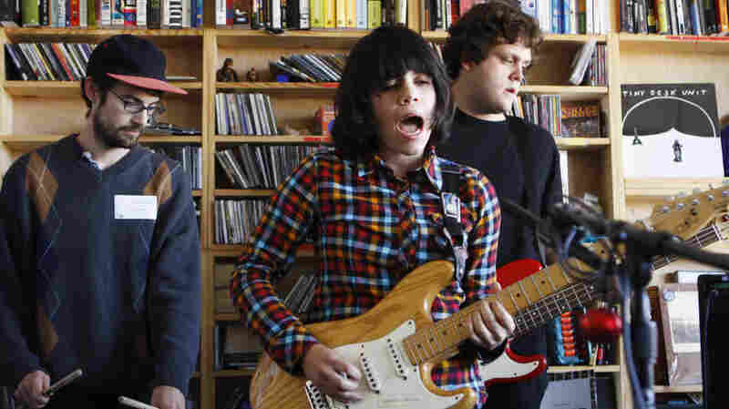 Screaming Females: Tiny Desk Concert
