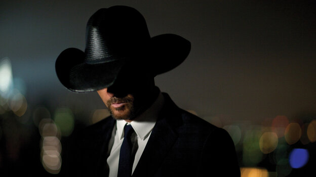 Tim McGraw's new album, Emotional Traffic, comes out Jan. 24.