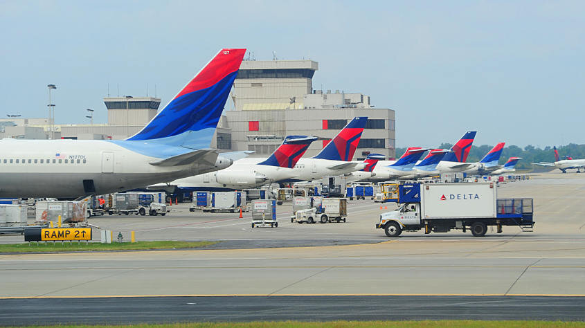 move over delta southwest to fly out of atlanta