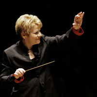 Alsop says Strauss poses big questions in his music.