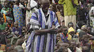 Just A Few Months Old, S. Sudan Already In Turmoil