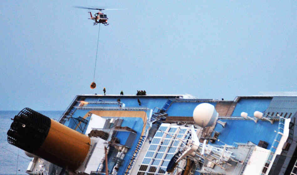 The search for survivors of the Costa Concordia disaster continues Thursday in Giglio Porto, Italy.  At least 11 people were killed after the vessel ran aground last week. More than 20 people are still missing.
