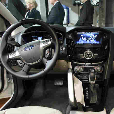 Dashboard Distractions: New Luxuries Cause Concern