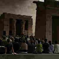 'Remembering Sept. 11' At The Temple Of Dendur