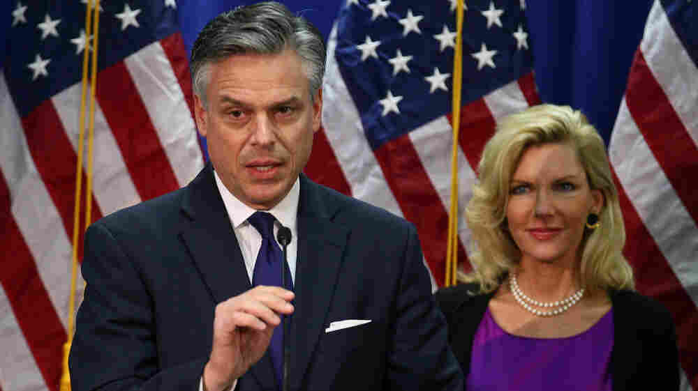 Unable To Gain Traction, Jon Huntsman Drops Out