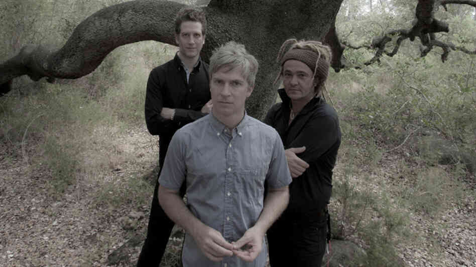 Nada Surf's new album, The Stars Are Indifferent to Astronomy, comes out Jan. 24.