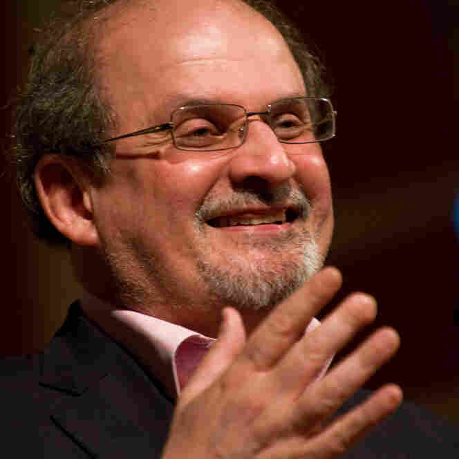 Indian Arts Fest Invite To Rushdie Stirs Anger