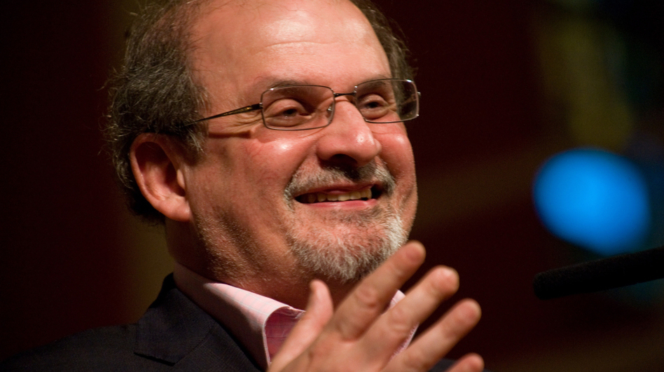 Salman Rushdie.  (AFP/Getty Images)