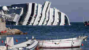 Cruise Ship Disaster Puts Focus On Safety Concerns