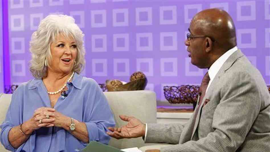 Paula Deen tells Today show co-host Al Roker that she has Type 2 diabetes.