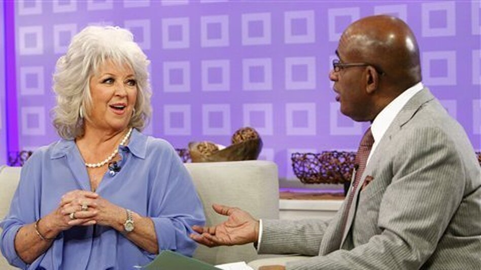 Paula Deen tells <em>Today</em> show co-host Al Roker that she has Type 2 diabetes.