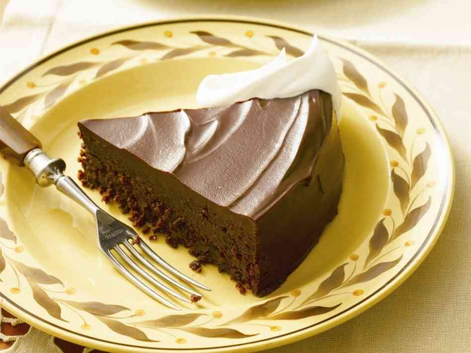 Chocolate Argmagnac Cake