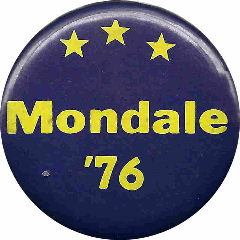 Mondale button