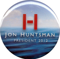 Huntsman button