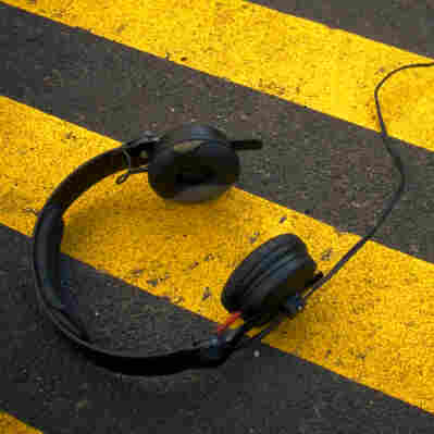 Listen Up, Walkers: Watch Out For Traffic When Wearing Headphones