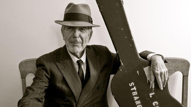 Leonard Cohen's new album, Old Ideas, comes out Jan. 31.