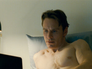 In Shame, Brandon (Michael Fassbender) pursues sex not for pleasure but to fulfill a driving compulsion.