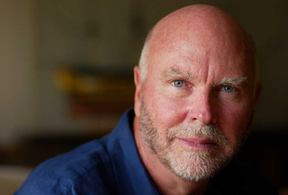 Biologist J. Craig Venter.